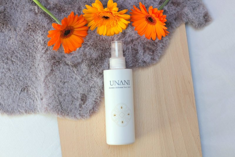 Unani | dermo defense face mist